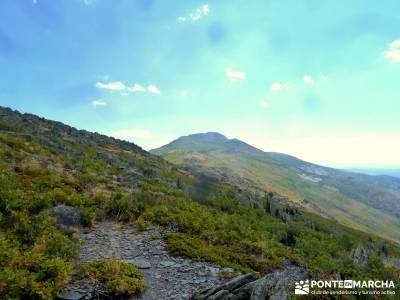 Ocejón - Sierra de Ayllón; viajes noviembre excursiones fin de semana rutas senderismo sierra de m